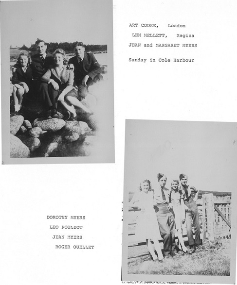 Mickey Stevens photograph– Archives of Mary Richard with permission